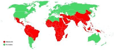 Distribusi Malaria