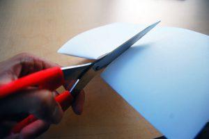potongan kertas