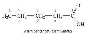 penataan nama asam karboksilat