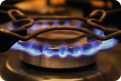 Pembakaran gas metana