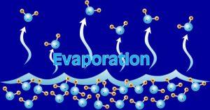 Contoh evaporasi dan kondensasi dalam Kehidupan Sehari-hari