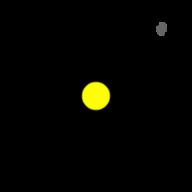 orbit bulan