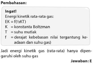 Soal dan pembahasan tentang gas ideal 2