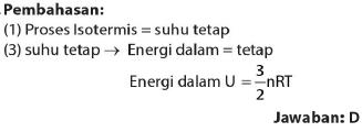 Soal dan pembahasan tentang gas ideal 4