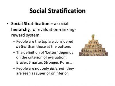 Faktor Penyebab Stratifikasi Sosial Di Masyarakat
