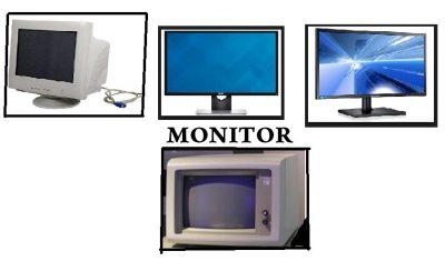 Fungsi dari Monitor