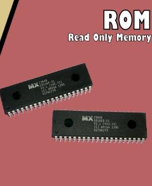 Perkembangan ROM