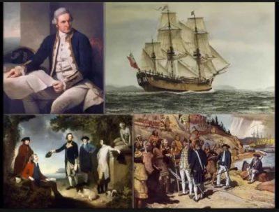 Jelaskan Penjelajahan Samudra yang Dilakukan Oleh James Cook