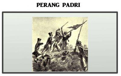 Perang Padri (1803 - 1838)