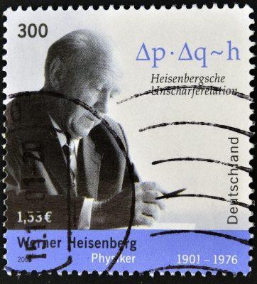 Penjelasan prinsip ketidakpastian Heisenberg