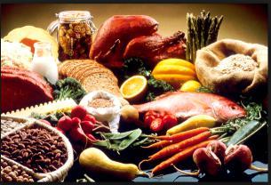 Zat Makanan Yang Diperlukan Tubuh