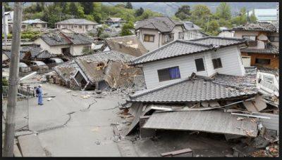 Akibat Gempa Bumi