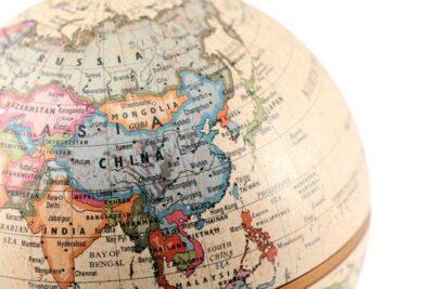 Contoh wilayah formal negara di asia