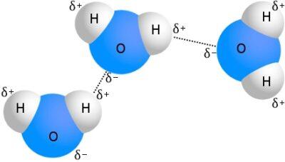 Ikatan Hidrogen dalam Air